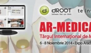 AR-MEDICA 2014 Târgul Internațional de Medicină