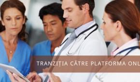 Trei moduri pentru a ajuta personalul stomatolog în tranziţia sa către un program stomatologic Online